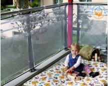 Balkonháló