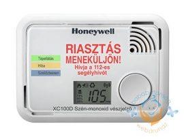 Szén-monoxid riasztó - Honeywell XC100D