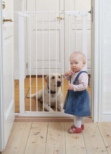 Babydan Magas ajtórács. kutyarács