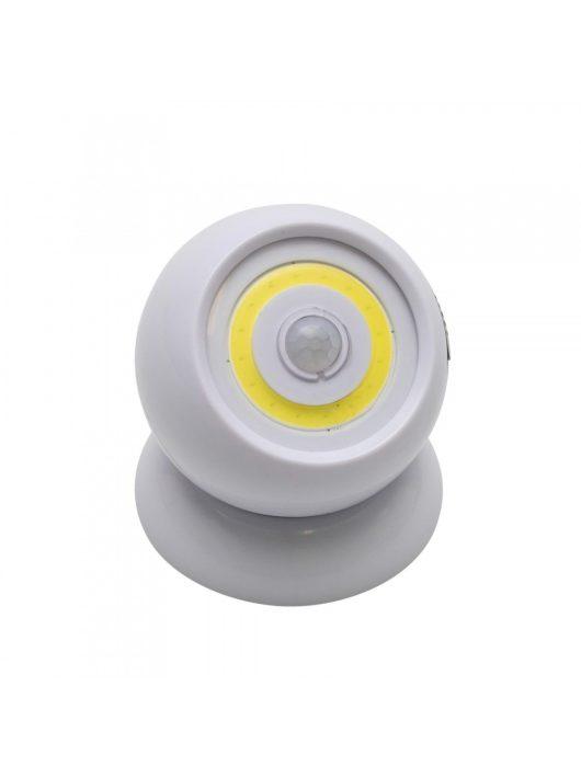 Mozgásérzékelős LED-es lámpa